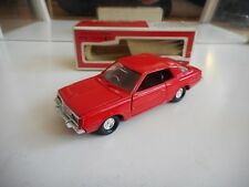 Yonezawa Toys Diapet Mitsubishi Galant A 200 Super Touring in Red on 1:40 in Box