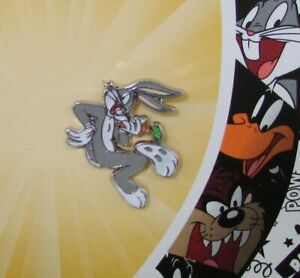 Looney Tunes Warner Brothers Bugs Bunny Pin