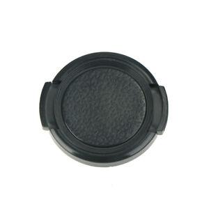 2x 37mm Plastic Snap On Front Lens Cap Cover For SLR DSLR Camera DV Lei Dicb