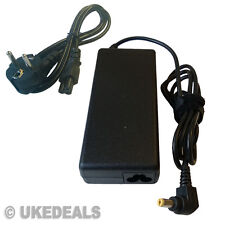 FOR Acer Aspire 5734Z 5736G 5737Z Adapter Charger 19V 4.74A EU CHARGEURS