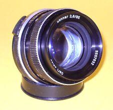 Carl Zeiss Sonnar 85mm 1:2,8 Lens for Rolleiflex SL35