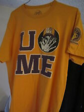WWE shopzone top rope John Cena hustle loyalty respect 100% Authentic