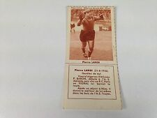 FOOTBALL BISCUITS REM REIMS PIERRE LANDI 50s NO PANINI