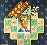 BUDDY HOLLY greatest hits CDLM 8007 A1/B1 1st press uk mca coral LP PS VG+/EX