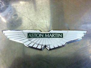 ASTON MARTIN VANQUISH DB9 V8 VANTAGE RAPIDE VIRAGE EMBLEM