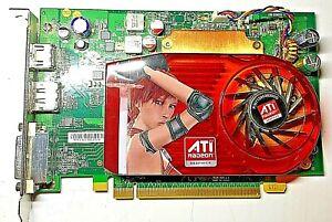 Dell ATI Radeon HD 3650 256MB GDDR3 Desktop Video Card DVI HDMI DP K629C