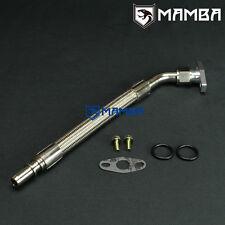 MAMBA SAAB 9-3 Gen 2 B207 B207R L850 TD04L turbo oil return pipe kit 49377-065xx