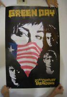 Green Day Poster 21st Century Breakdown Commercial
