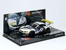 BMW Z4 GT3 E89 24h ADAC Nürburgring 2011 #76 Schubert Minichamps 437112976 1:43