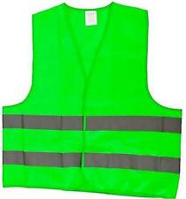 Green Cycling Vests