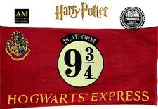 Harry Potter - Serviette de Bain - Plate-Forme 9 3/4 - 150x75cm - Neuf/Emballage
