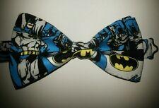 Batman 2 Pre-tied Bow Tie - Handmade
