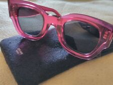 CELINE SUNGLASSES WOMENS RED FRAME MADE IN ITALY MICHAEL KORS WOMENS WALLET