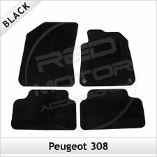 Peugeot 308 Mk2 2014 2015 onwards Tailored Fitted Carpet Car Mats