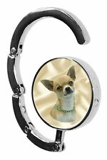 Chihuahua Dog Table Bag Handbag Purse Hanger Hook by paws2print