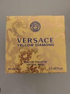 Versace Yellow Diamond 1.7oz  Women's Eau de Toilette