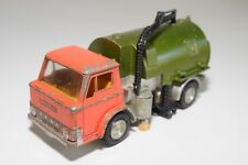 # DINKY TOYS 451 FORD JOHNSTON ROAD SWEEPER TRUCK GOOD CONDITION