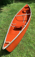 Red 15ft COLEMAN Canoe