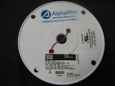AlphaWire 3050 New Red 1000 ft 24 AWG Wirer