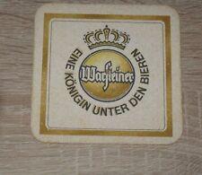 """Beer Coaster - Sous-Bock - Sous Verre - Carton Bière """"WARSTEINER"""""""