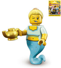 New - Complete - COL193 Lego Series 12 Genie Girl Minifigure 71007