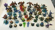Skylanders Figures inc Giants, Swap Force and Trap Masters