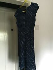 Unbranded Casual Spotted Dresses Midi for Women