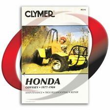1977-1984 Honda ODYSSEY FL250 Repair Manual Clymer M316 Service Shop Garage