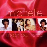 """MICHELLE """"LIEDER DER LIEBE"""" CD NEUWARE"""