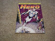 Hero Illustrated #1 (July 1993) Doctor Mirage Cover