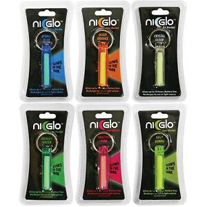 NI Glo Self Glowing Gear Kit Marker - Glow In The Dark - DofE Survival