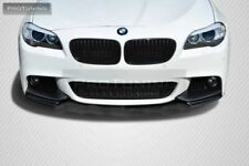 CARBON FIBER FRONT BUMPER SPOILERS ELERONS FOR BMW 5 SERIES F10 F11 MODELS