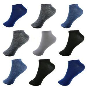 24 Paar Kids Jungen Socken Kinder Sneaker Strümpfe 95% Baumwolle Gr.23-38 D-105