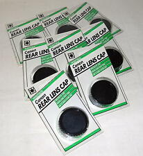 8 Vintage Photoco Rear Lens Caps for Canon,  New Old Stock