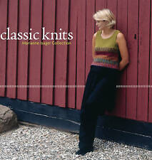 Classic Knits: Marianne Isager Collection, New, Isager, Marianne Book