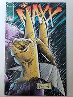 The Maxx Kieth Messner-Loebs Sinclair Heisler Rude #1 Image Comics March 1993 NM
