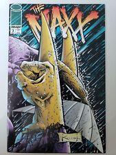 THE MAXX #3 (1993) IMAGE COMICS 1ST PRINT! WILLIAM MESSNER LOEBS! SAM KIETH ART