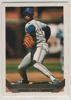 1993 Topps Gold Baseball Chicago Cubs Team Set