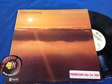 John Coltrane Interstellar Space Promo Quadraphonic Jazz LP Piranha Records