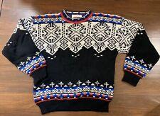 Obermeyer Mens Vintage Ski Sweater Size L