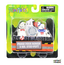 Ghostbusters 2016 Minimates TRU Toys R Us Wave 1 Phase Four Rowan & Mr Stay-Puft