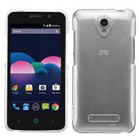 T-Clear Phone case for ZTE Z820 (Obsidian)