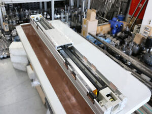 THK Used SSU-WORK-100285 Linear Actuator, Total Length 1820mm, Stroke 1200mm