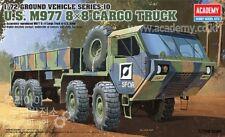Academy 1/72 M997 OSHKOSH 8x8 Cargo Truck # 13412