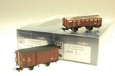 Tillig 15972 H0m Güterwagenset der DR NEU und OVP
