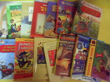 LOTTO 13 LIBRI RAGAZZI STILTON RILEGATI SCOOBY-DOO GARLANDO GOL LONDON NATALE