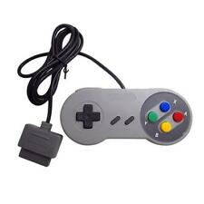 New Super Nintendo SNES Control Pad Controller Game Pad Joystick Wired 16 Bit UK
