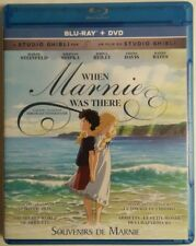 When Marnie Was There (Blu-ray/DVD, 2015, 2-Disc Set, Canadian)