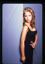 Buffy The Vampire Slayer Sarah Michelle Gellar busty dagger Orignal Transparency