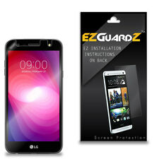4X EZguardz NEW Screen Protector Cover HD 4X For LG X Power 2